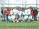 B Junioren Mädchen 2012 - 2013